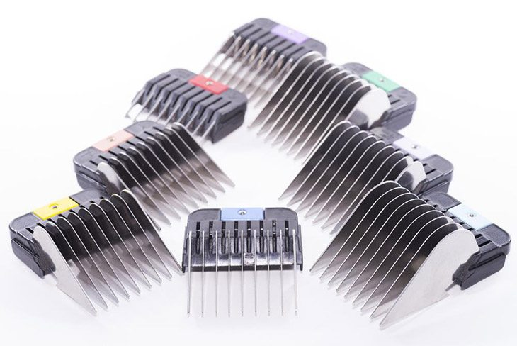 Guide Combs Cordless Hair Clippers