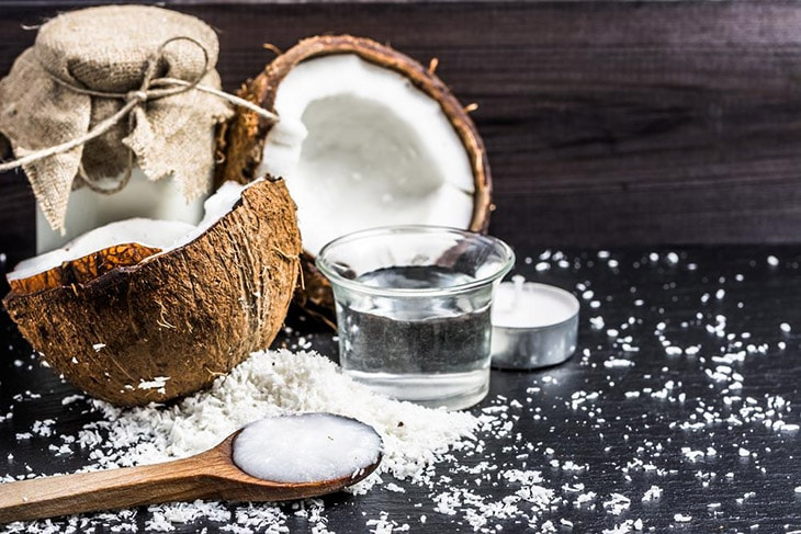 How to Make Your Hands Soft with Coconut Oil hand scrub