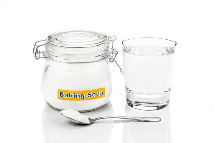 baking soda for Remove Beauty Marks from the Comfort of Your Home