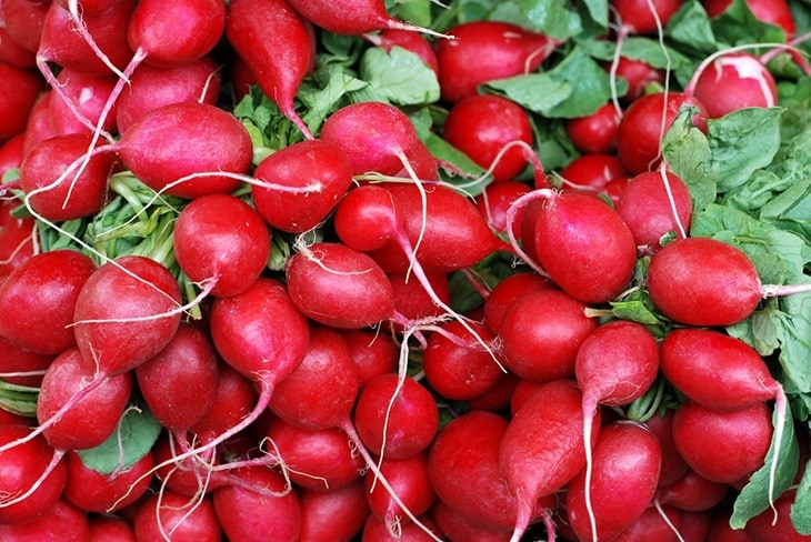 How to Remove Acne with Radish Effectively?