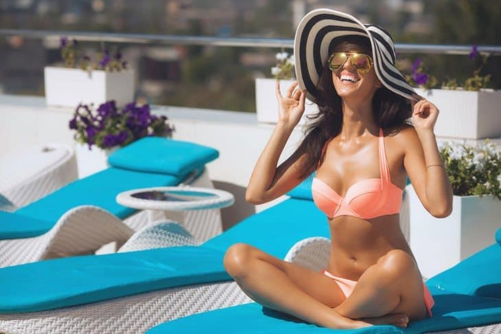 how to get a beautiful tanned skin with natural remedies
